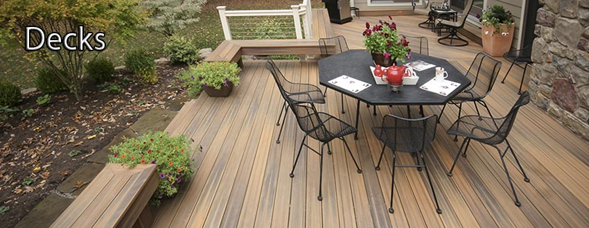 decking and deck installation