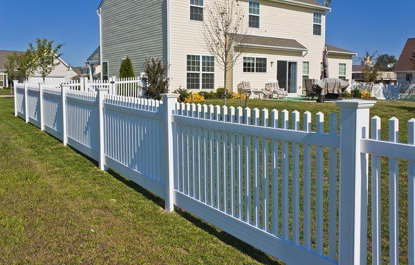 Clinton Fence Vinyl Fence Photo Gallery Maryland Fence