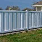 pool privacy fence in Calvert County