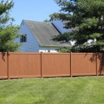 Vinyl Fence - Model #2779 in MD