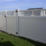 Clinton vinyl fences in Southern MD