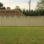 Norfolk Khaki fences in Owings