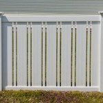 Oxford fence for any yard in Southern Maryland.