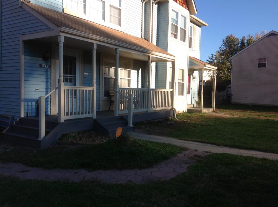 Front Porch Designs Southern Md