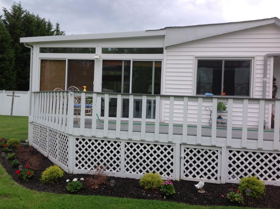 Deck And Sunroom Southern Md