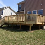 Wood Decks in Bryantown