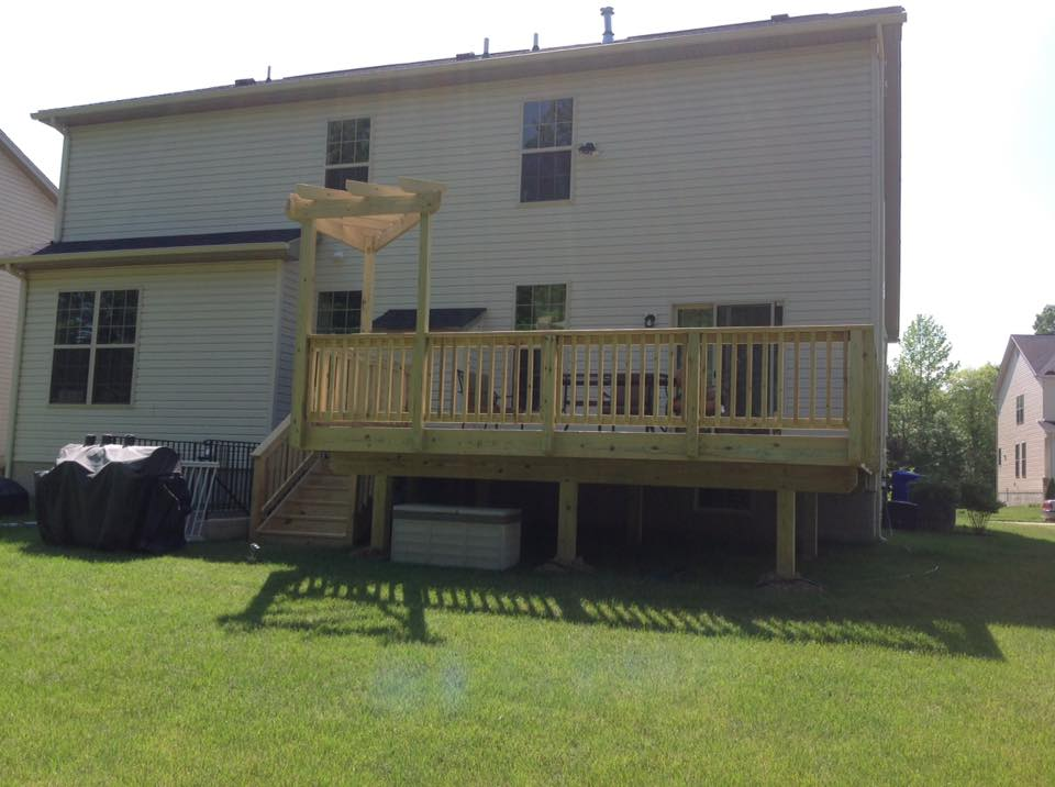 Deck installers st. Mary's county
