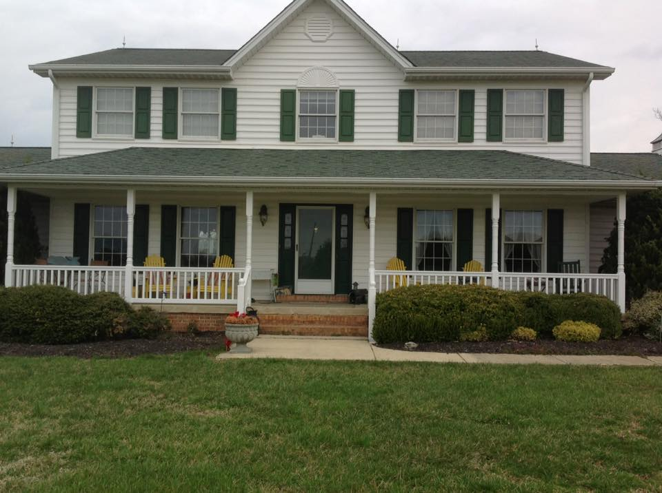 Deck Contractor ST. Mary's County MD
