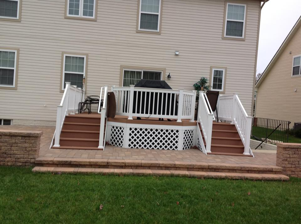 Deck contractor Southern MD