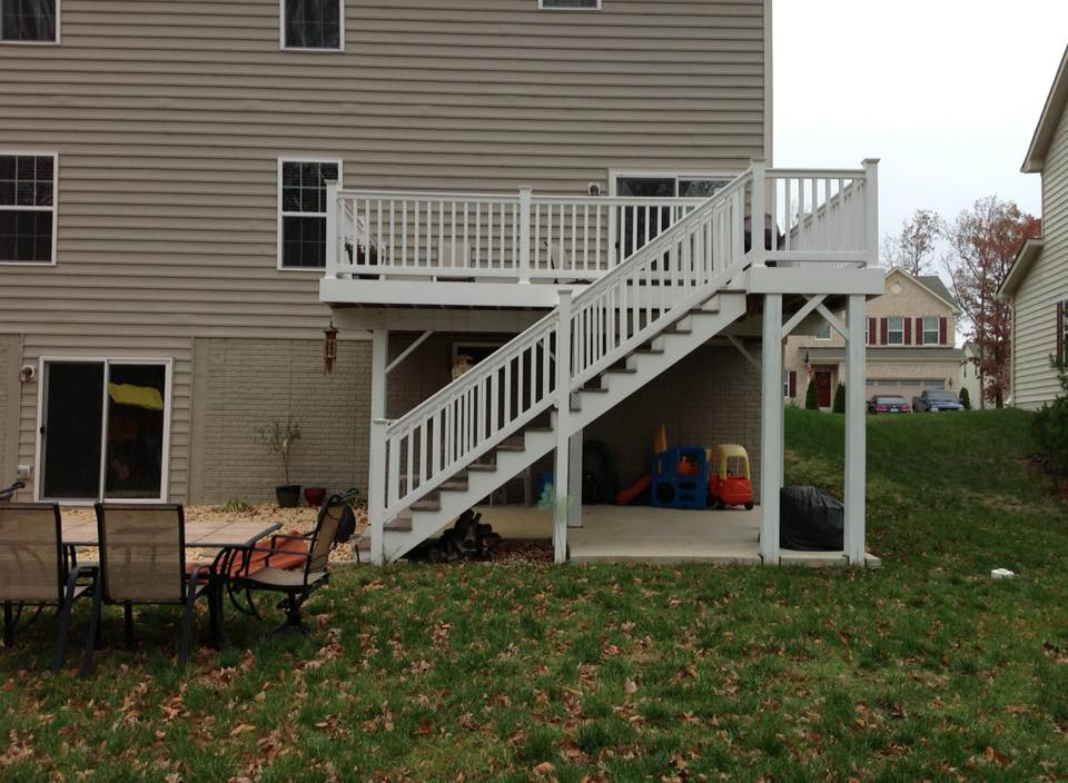decks from clinton fence available in St Mary's City