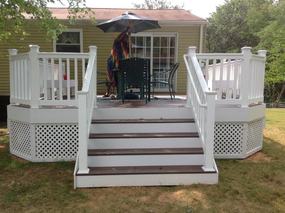 decks from clinton fence available in Ridge MD