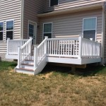 All Size decks available from Clinton Fence in Southern MD