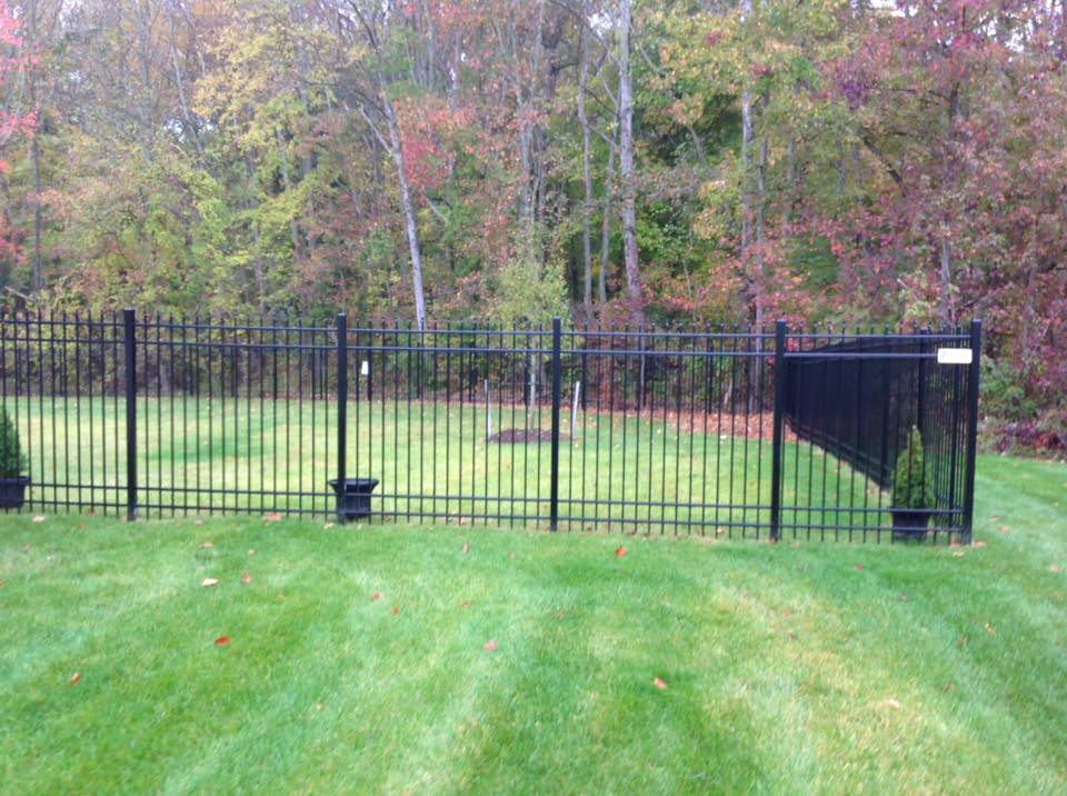 Iron Fence Builder Southern Md