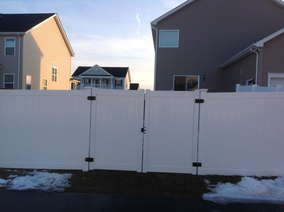 Long privacy fence will keep intruders out of your yard in Solomons MD