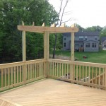 Wooden Pergolas in MD