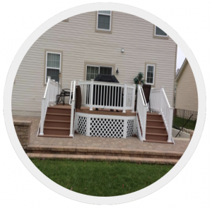 composite decking in southern md