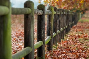 types of fence in Southern MD